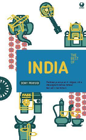 Cover buku The Best Of India