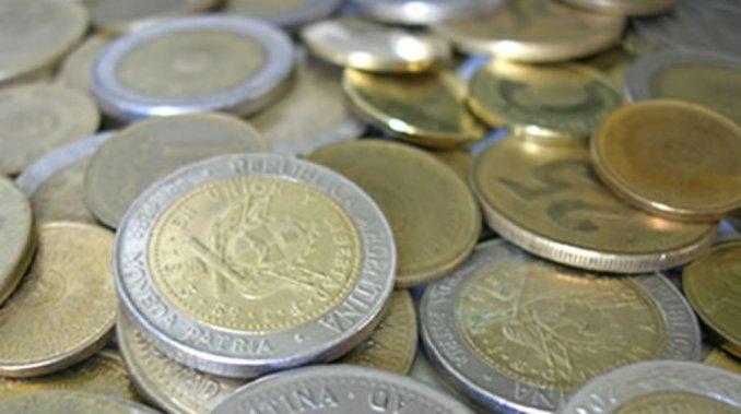 A partir de 2017, habrá monedas de 5 y 10 pesos
