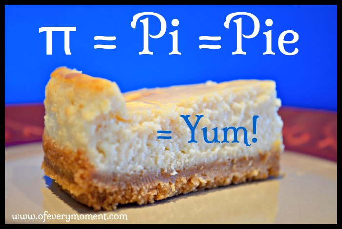 Pi Day is perfect for Pie