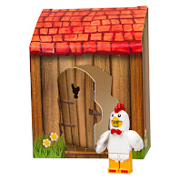 Iconic Easter Minifigure