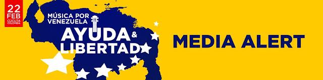 Evento internacional solidario inundará la frontera colombo-venezolana ante la emergencia humanitaria.