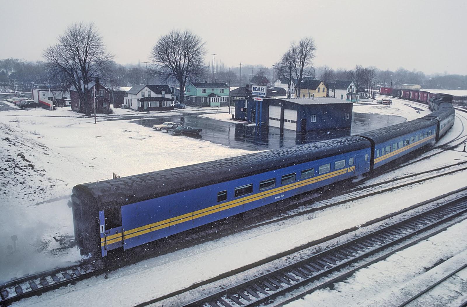 railroad photo essays Collection of us railroad timetables,  two real photo postcard views of train wreck near sedalia,  max l, historical essays on southeast missouri,.