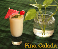 images of Virgin Pina Colada / Pina Colada - Summer Drinks Recipe