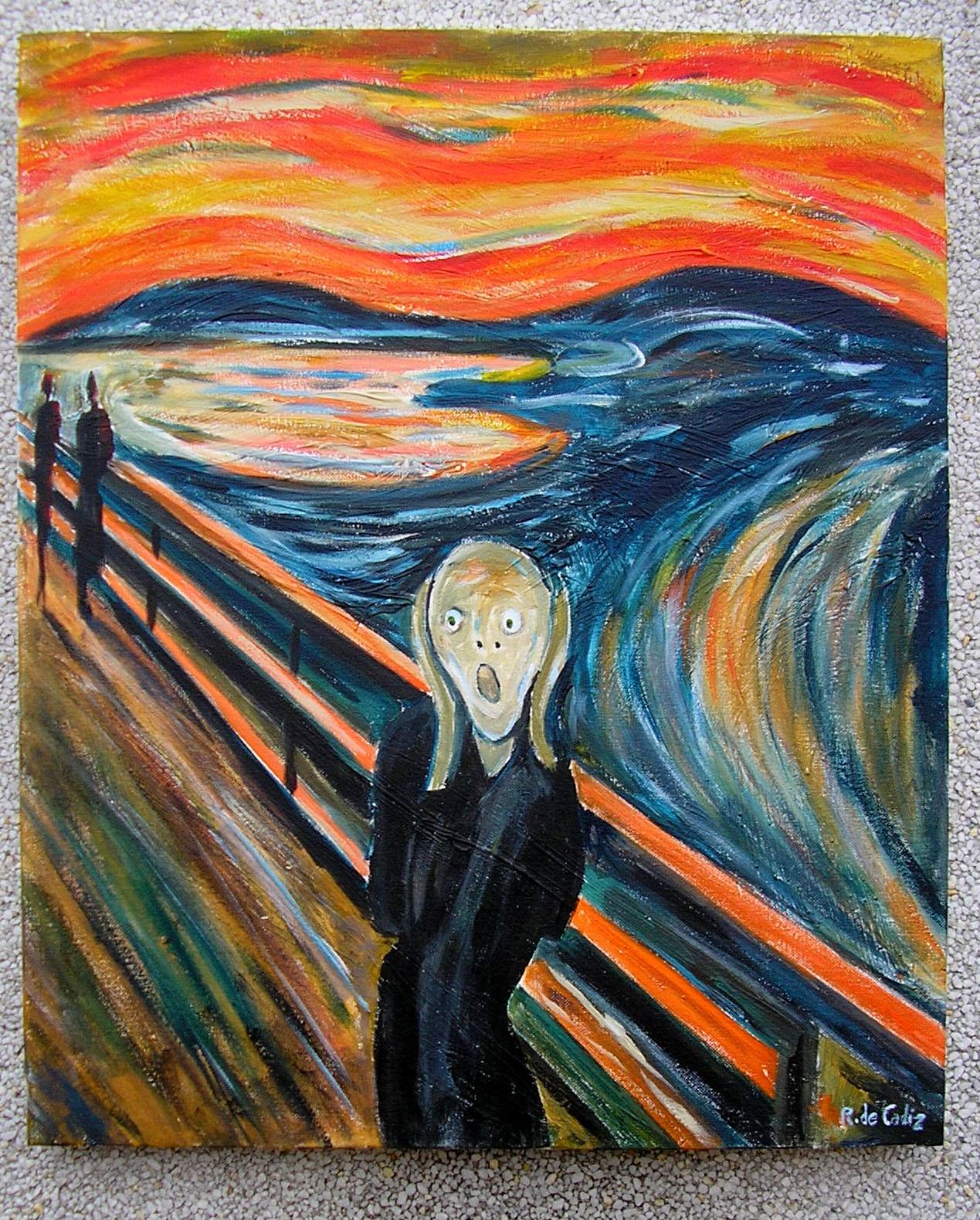 Galeria Pinturas De Arte: Movimientos Esteticos Del Siglo XIX Y XX: Abril 2011