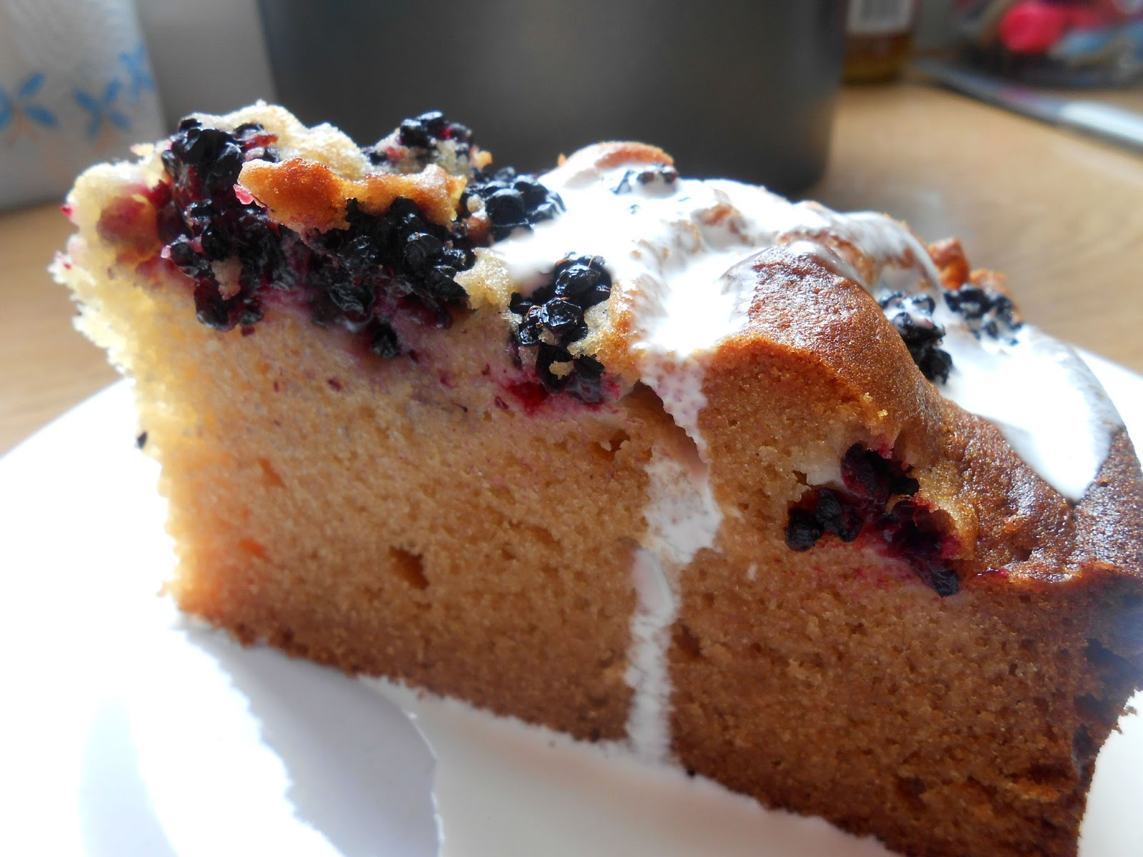 Nice Cake Recipes Uk: Kelly Martin Speaks: Blackberry And Honey Cake