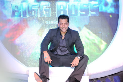 Salman Khan at Launch of 'Bigg Boss 6' on Colors TV