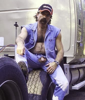 Big fat gay trucker sex i wished to watch 2