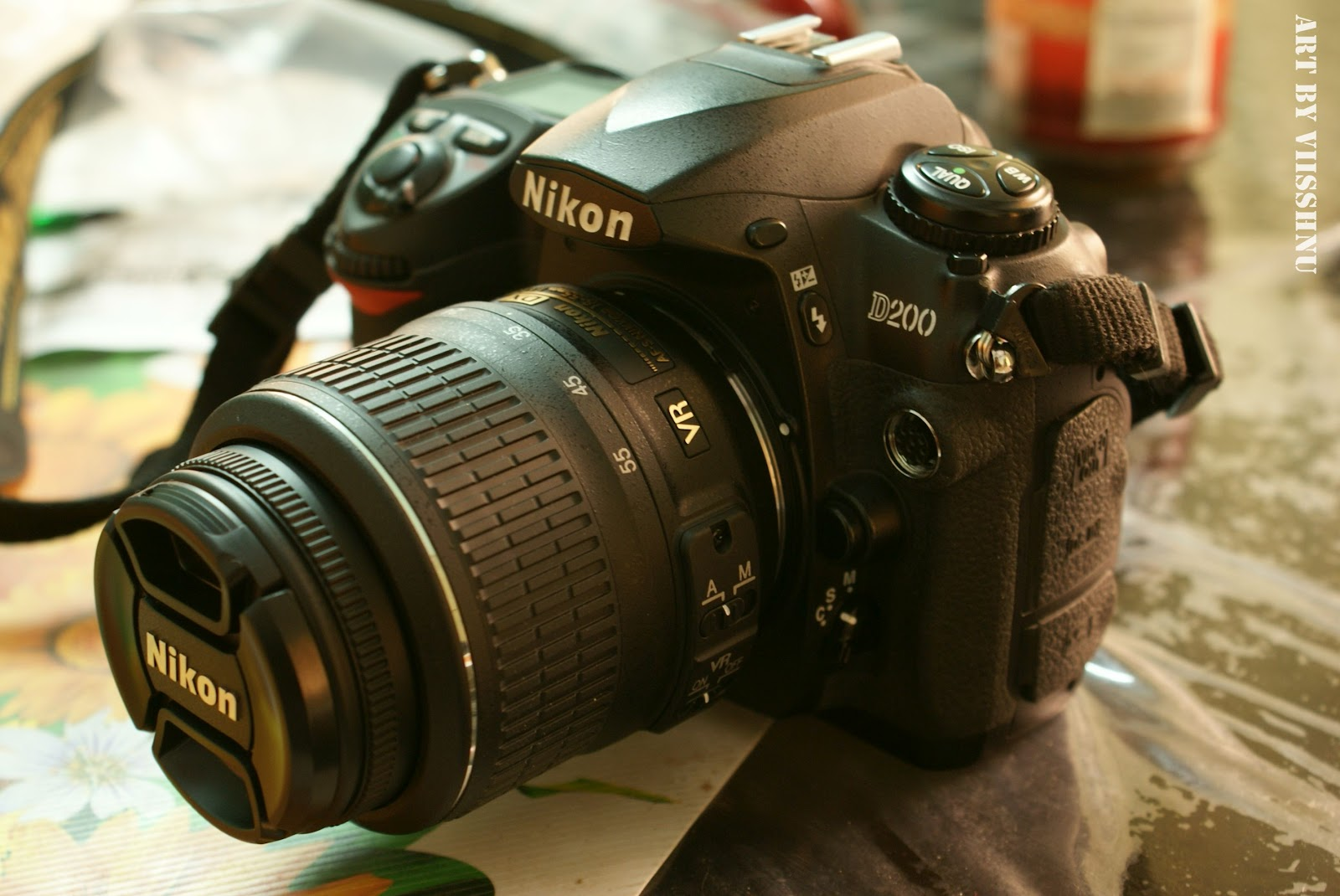 Subliminal Whispers: The Nikon D200 review