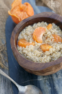 Orange Crush Oatmeal