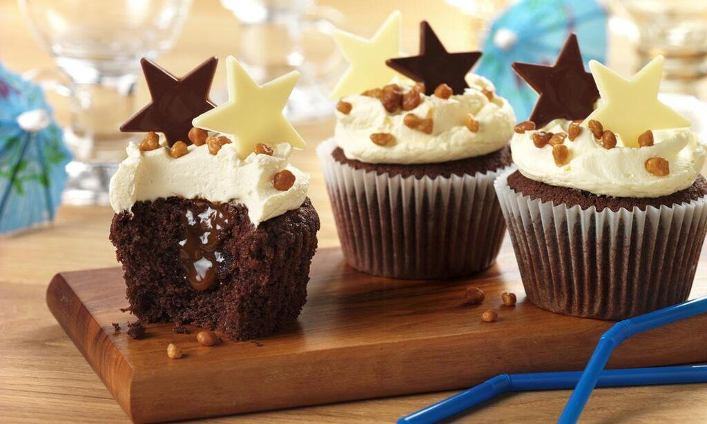6 Christmas Cupcake Recipes