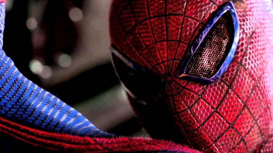 Imagens O Espetacular Homem-Aranha BluRay