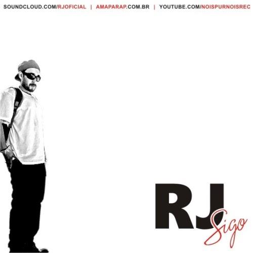 """O rapper RJ lança o EP """"SIGO"""" (Macapá/AP)"""