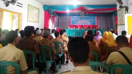 Warga Kecamatan Pasimasunggu Kecewa, Tidak Ada Anggota Dewannya, Hadiri Musrenbang