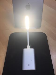 MyVlog Foto -  Xiaomi Portable USB LED Light ( Enhanced Edition )  -  WHITE