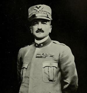 General Armando Diaz in 1918