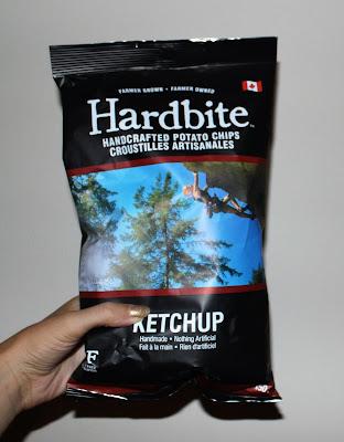 Hardbite Ketchup Chips