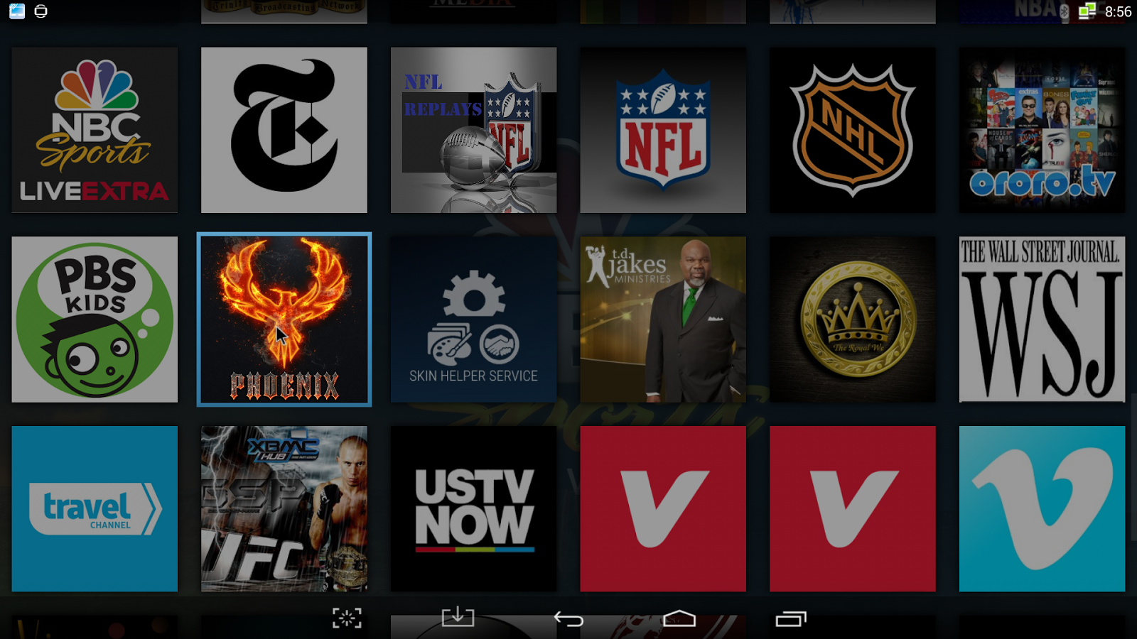 how to watch tv on android box