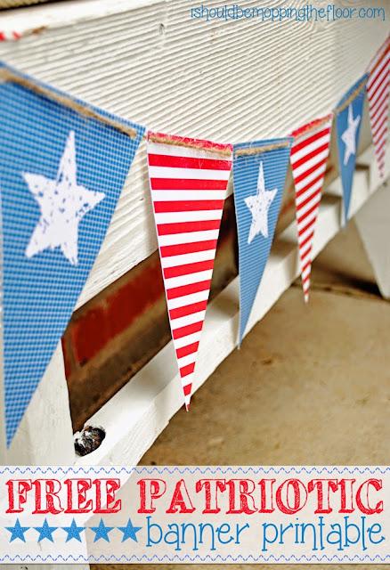 free-patriotic-banner-printable