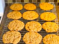 Peanut Butter Oatmeal Cookies Recipe