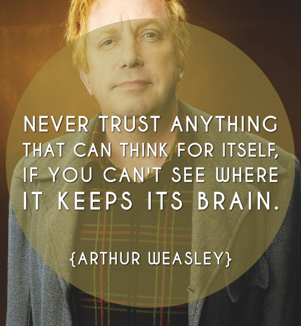 Inspirational Quotes Arthur Weasley