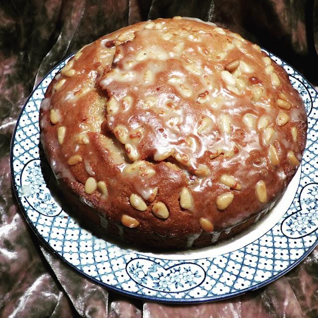 best honey cake