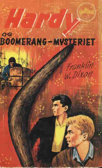Hardyguttene og boomerangmysteriet