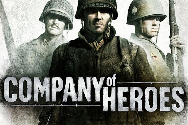 تحميل لعبة company of heroes
