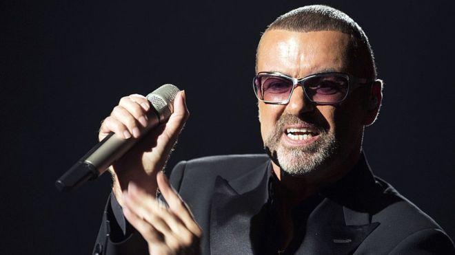 George Michael fue nominado al Salón de la Fama como Compositor