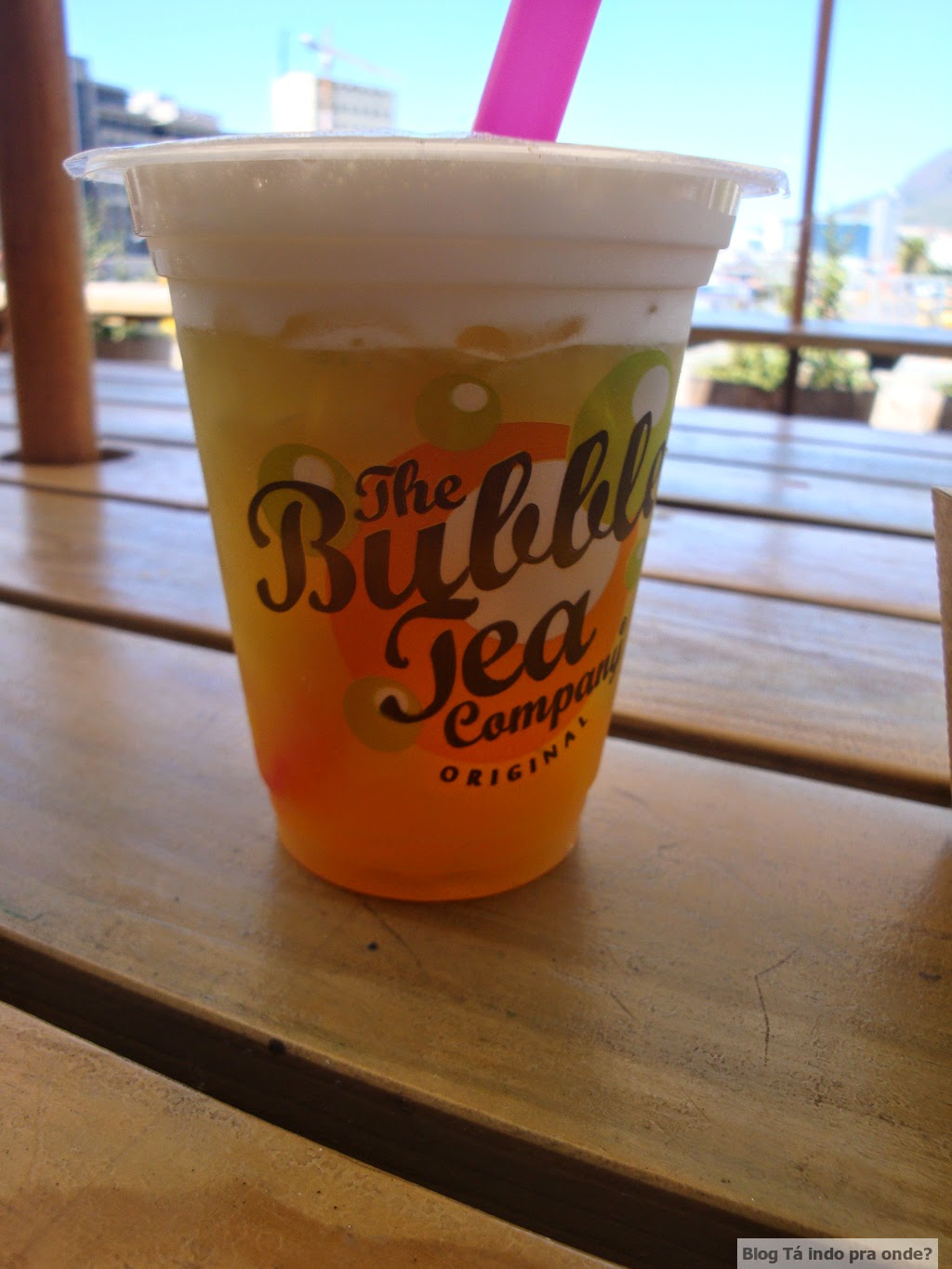 Bubble Tea na África do Sul