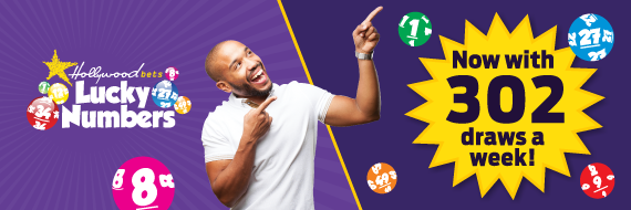 302 Lotto Draws a Week - Lucky Numbers - Hollywoodbets - Betting - Draws - Results - Payouts