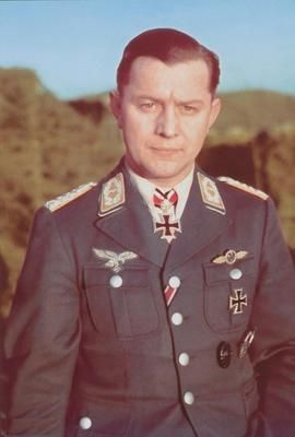 World War II in Pictures: Luftwaffe Aces