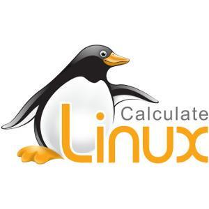 Calculate Linux Logo