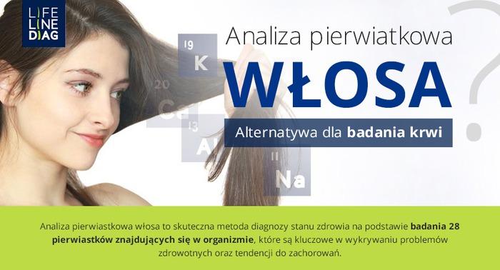 Analiza pierwiastkowa włosa czyli skuteczna diagnoza Twojego stanu zdrowia