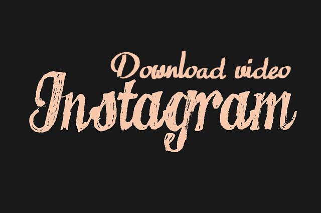 Cara Mudah Download Video Instagram Di PC