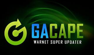 Resmi software updater Gacape akan tutup usia