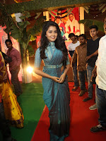 Anupama photos at sathamanam bhavathi event-cover-photo