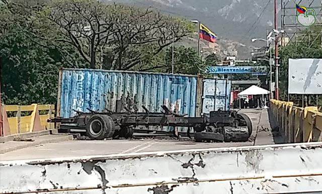 Trochas o caminos verdes son la única vía para trasladarse en la frontera colombo venezolana