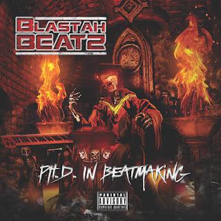 Blastah Beatz - PHD In Beatmaking (2016) - Album Download, Itunes Cover, Official Cover, Album CD Cover Art, Tracklist