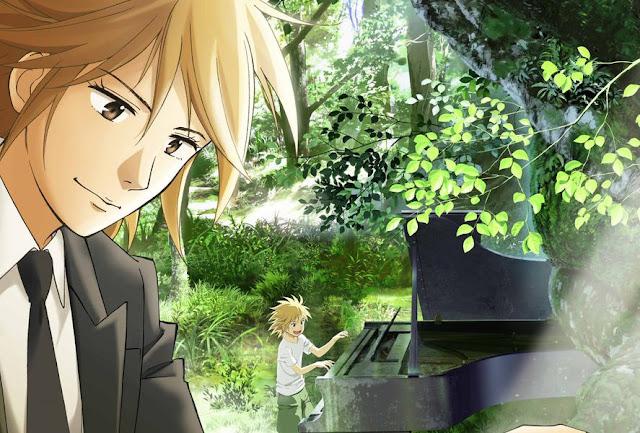 Estreno segunda temporada Piano no Mori 2019