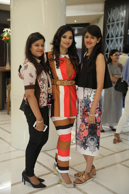 (Left to Right)Chesta Singla, Monica Garg, Ruchika Bansal