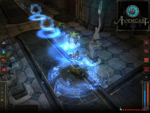 Avencast Rise of the Mage Gameplay Screenshot 4