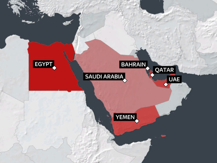 Gulf Crisis One year on