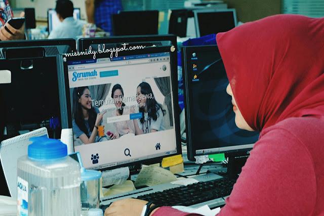 mencari kosan di jakarta di serumah.com