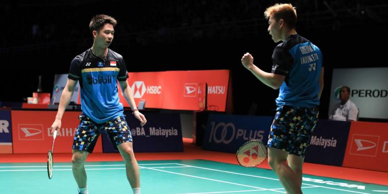 2 Harapan Indonesia di Semifinal Malaysia Master 2019