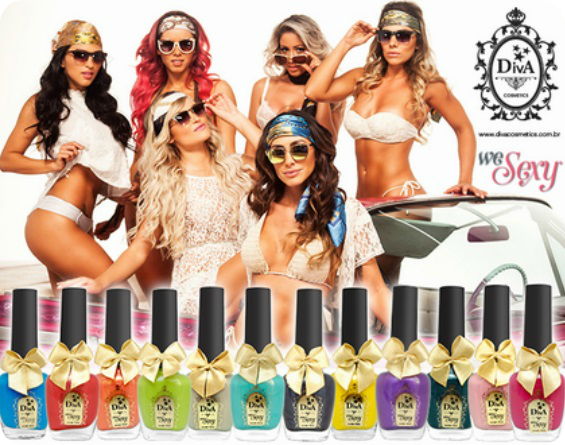 Diva Cosmetics Esmaltes