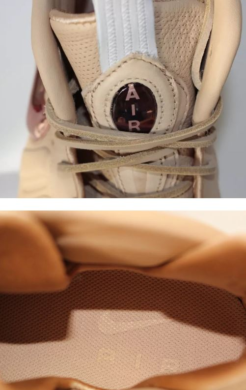 a060b38a405 THE SNEAKER ADDICT  Nike Air Foamposite Pro Allstar Vachetta Tan ...