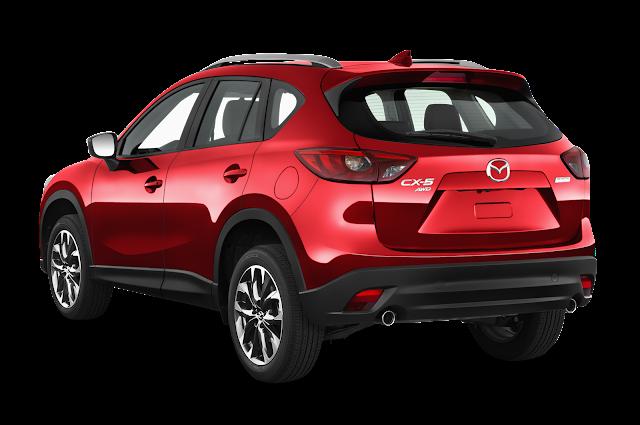 Kompetitor Mazda CX 5