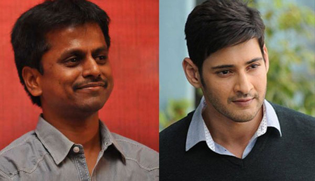 Superstar Mahesh Dual role in Murugadoss movie