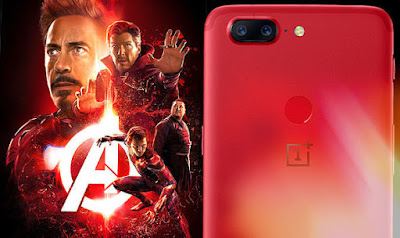 OnePlus 6 Avengers, OnePlus 6 review, new Android smartphone, Avengers Infinity War