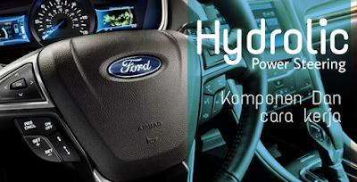 Cara kerja hidraulik power steering